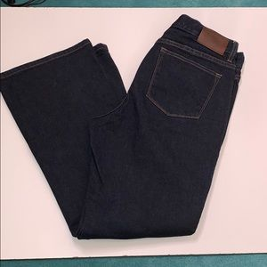 Ralph Lauren jeans in size 10P in dark denim